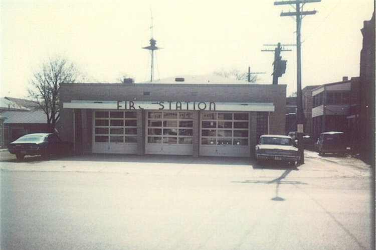 1950s Fire Station
