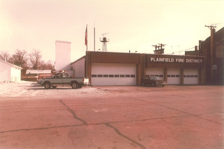 1960s Fire Station