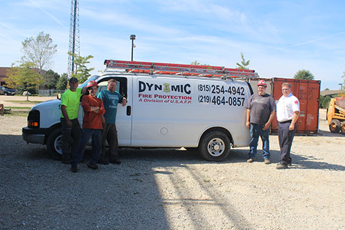 photo with Dynamic Fire Protection