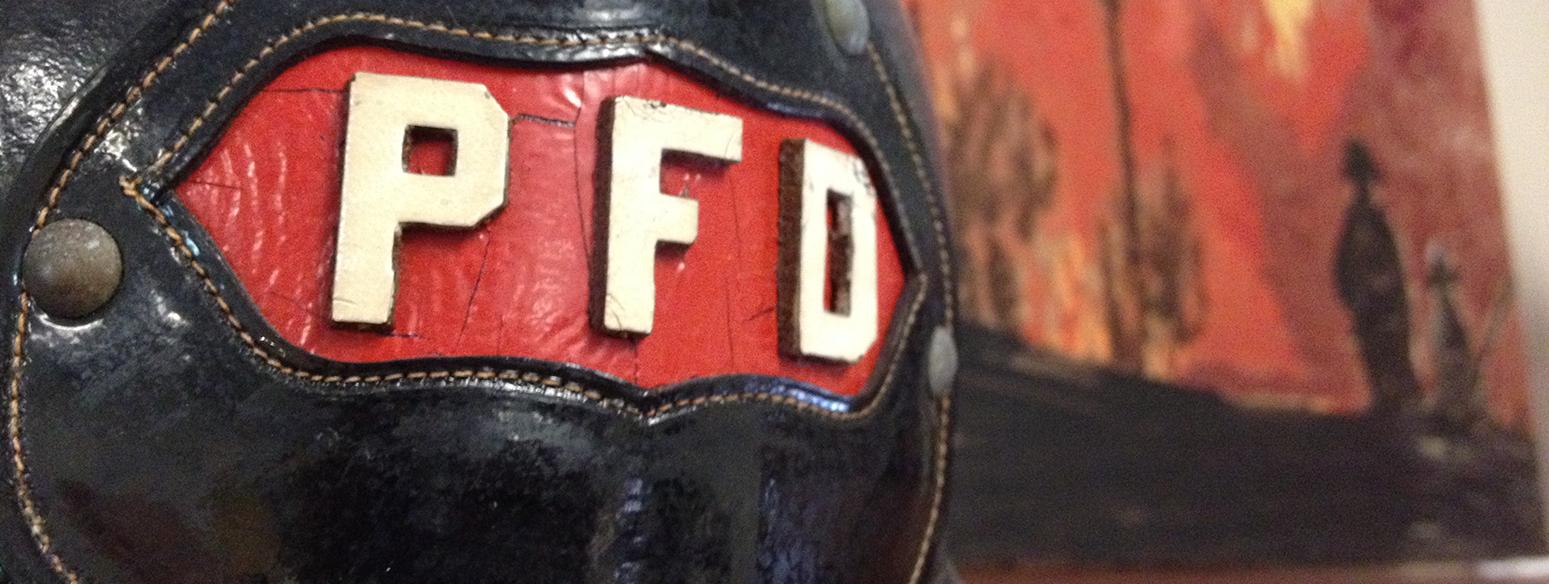 PFPD Helmet