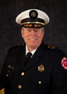 Chief David Riddle