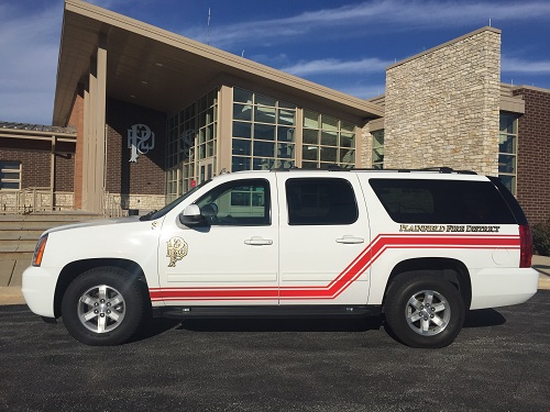 Assistant Chief's Vehicle