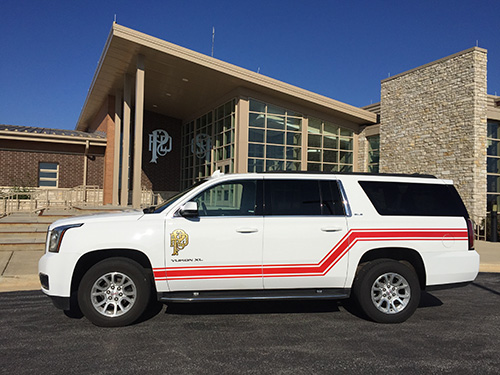 Deputy Chief's Vehicle