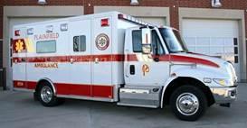 1934 Station 3 Ambulance